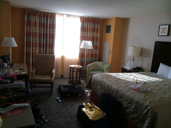Circus Circus Hotel & Casino Las Vegas: Quarto