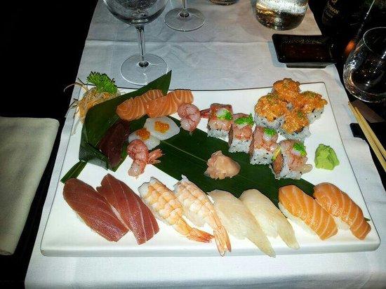 Qi Sushi Lovers: Eccezionale!!