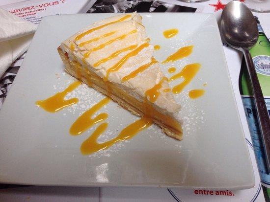 La Cachette : Tarte citron