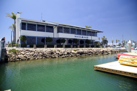 Holiday Inn Express Port Hueneme: Maritime Museum