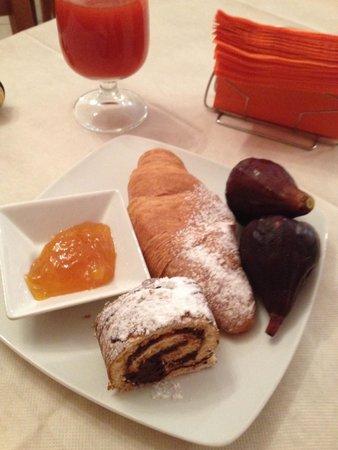 Hotel Villa Costes : Che colazione...!