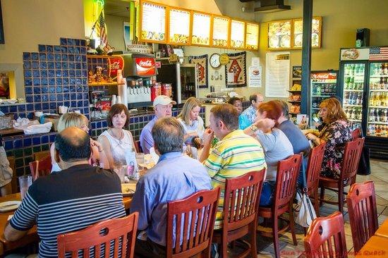 Mediterranean Cuisine: We are at med cuisine