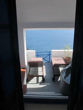 Esperas: Balcony