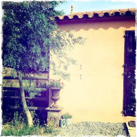 Mas des Alberes : Italian style