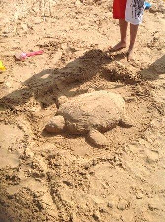 Le Dune Resort : spiaggia