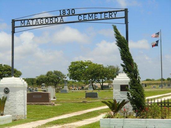 Matagorda Cemetery - Matagorda, TX