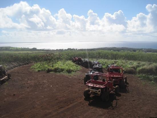 Kauai ATV : First stop