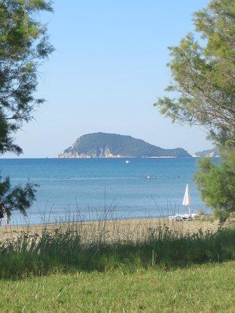 Louis Zante Beach Hotel : Turtle Island