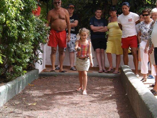 H10 Tenerife Playa : VARIEDAD DE ACTIVIDADES