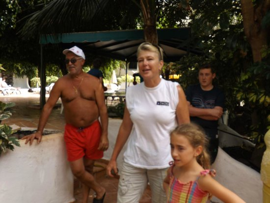 H10 Tenerife Playa : LA MEJOR ANIMACION