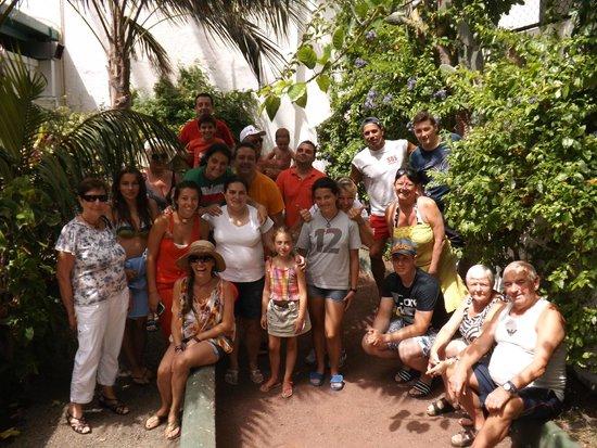 H10 Tenerife Playa: CONVIVENCIA Y AMISTADES
