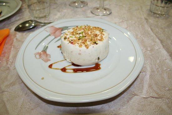 Côté Place, Restaurant Bar Glacier: le dessert
