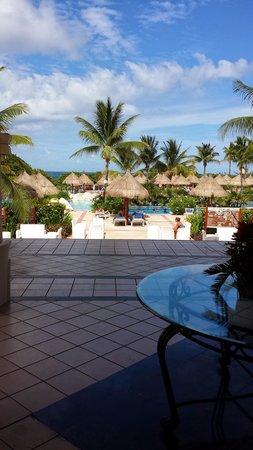 Grand Bahia Principe Tulum : lobby akumal