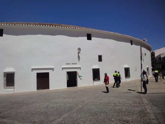Plaza de toros de Ronda: Plaza de toros