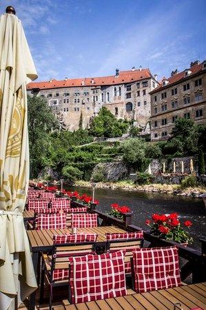 Hotel Dvorak: SUMMER TERRACE