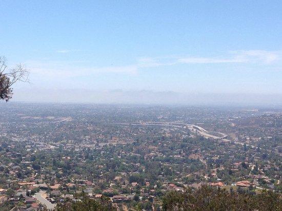 Mount Helix Park: The view