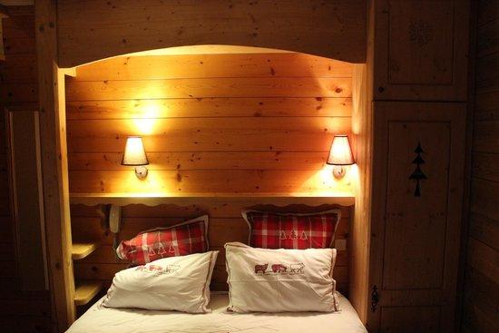 Hotel le Morillon : Superior room