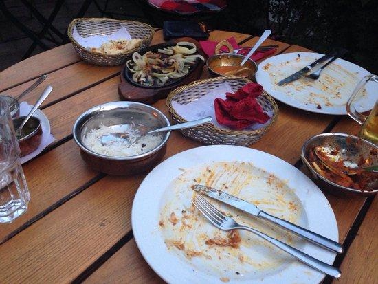 Haveli: Nach dem Essen