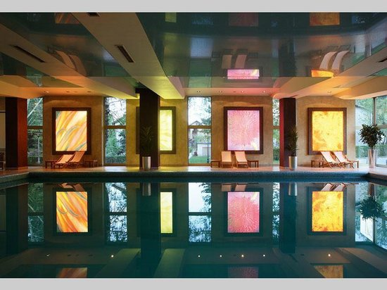 Hotel Park: wellnes center and pool
