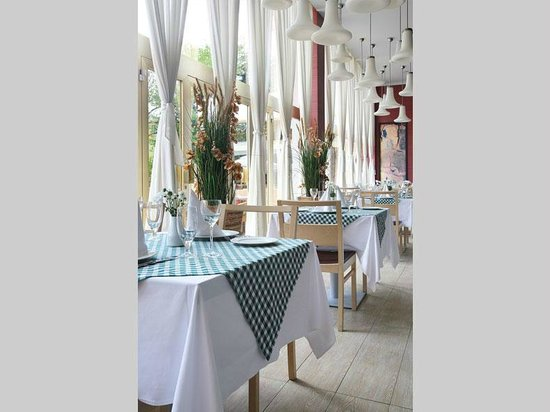 Hotel Park: restauran Chef