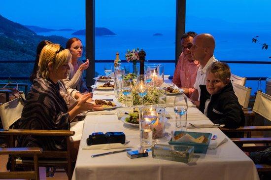 Agnanti Restaurant : dinner at Agnanti