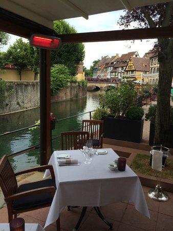 Restaurant JYS : Terrasse
