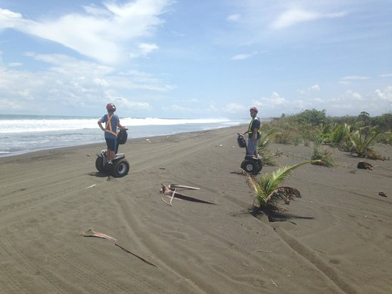 Segway Tours of Costa Rica: Costa Rica Segway Tour