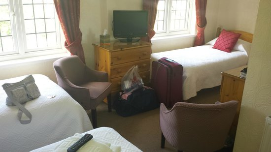 Sunningdale Guest House: Room 12