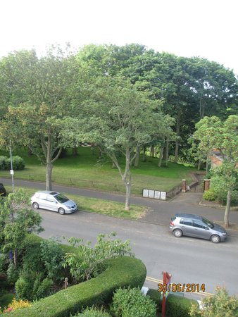 Sunningdale Guest House: View from Room 12