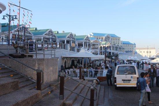 Victoria & Alfred Waterfront : Restaurantes