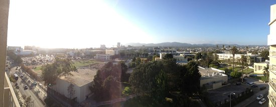 Le Meridien Delfina Santa Monica: Panorama