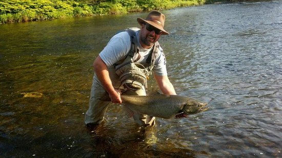 Douglaston Salmon River, Pulaski NY