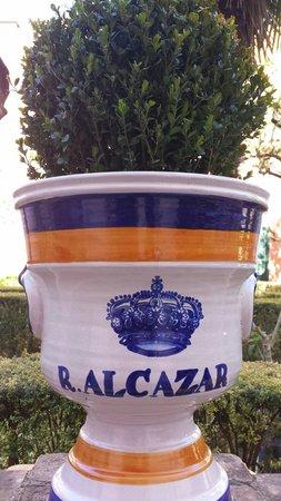 Real Alcázar: !