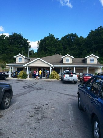 The Meeting Place: Directly off I-64