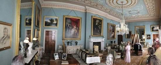 Attingham Park: One of the rooms