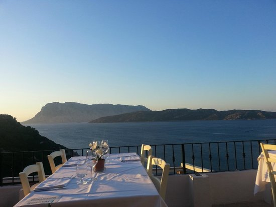 Terrazza Panoramica Picture Of Ristorante Punta Est Di