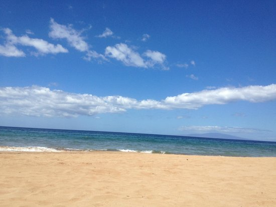 Fairmont Kea Lani, Maui: The beach at the Fairmont is paradise!