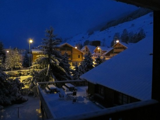 Hôtel Les Lutins : View