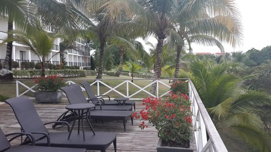 Secrets Playa Bonita Panama Resort & Spa: Tranquilidad