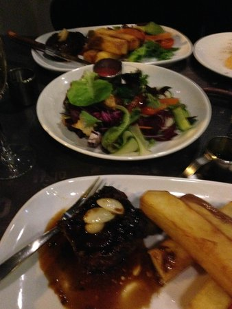 Rydges Sydney Airport Hotel: A very good meal