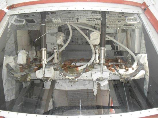 NASA Kennedy Space Center Visitor Complex: Apollo Capsule