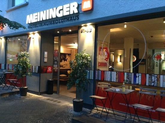 MEININGER Hotel Berlin Mitte Humboldthaus: front the hotel