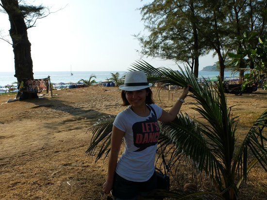 Best Western Phuket Ocean Resort: Пляж Карон