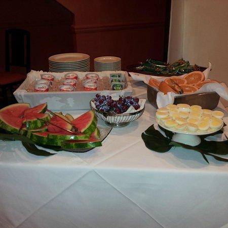 Maison Martinique Restaurant: Breakfast