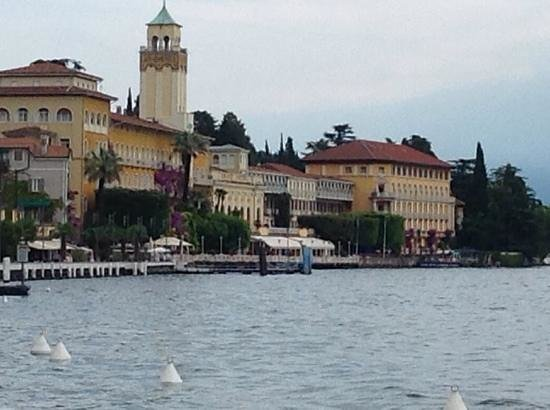 Grand Hotel Gardone Riviera : beautiful!