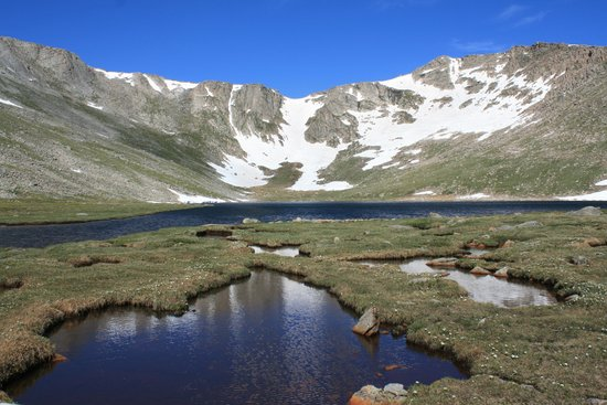 Mount Evans : Summit Lake