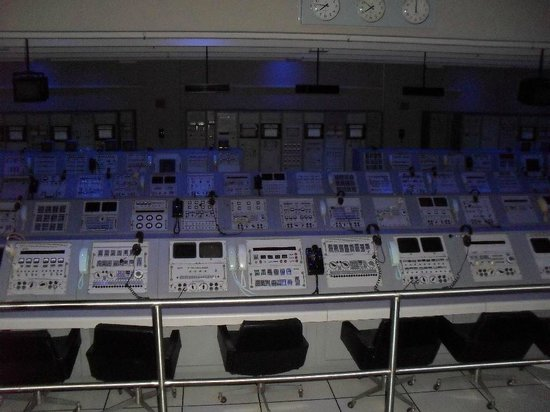 Kennedy Space Center Visitor Complex: Mission Control