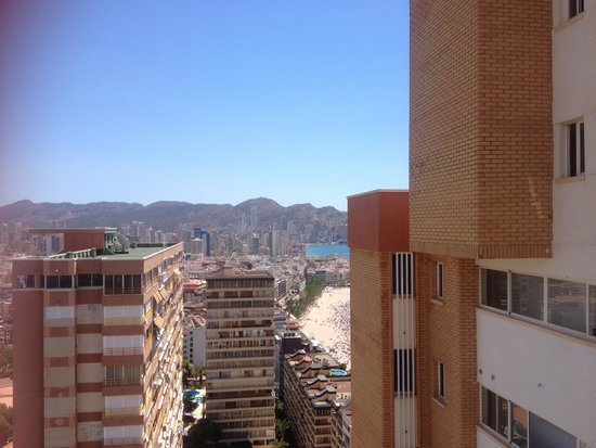 Apartamentos Benibeach: View from room