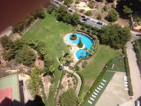 Apartamentos Benibeach: Pool
