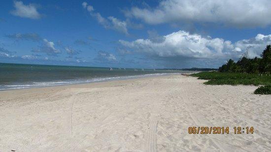 Burgalhau Beach: DESCANSO